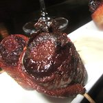 Bacon Wrapped Dates, La Cave, Wynn Hotel, Las Vegas, Nevada
