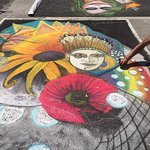 Street Painting Festival 2018