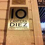 Foto di Cantera Diez Hotel Boutique