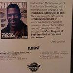 Foto de Manny's Steakhouse