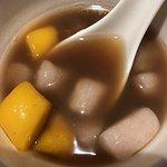 Hot dessert Soup