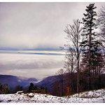 Medvednica mountain (Sljeme) Foto