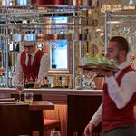 Service at Bar Boulud, London