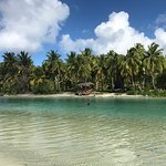 Foto de Aitutaki Lagoon Resort & Spa