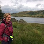 Leri is one of our moorland guides.