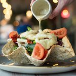 Tortilla Bowl salads