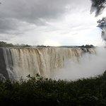 The Main Falls - Victoria Falls