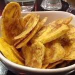 Chifles - Plantain chips