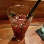 :Berry Mojito