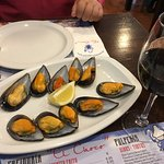 Mussels for amusement