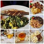 Lunch at Konoba Didov San