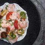 Anson Mills Shrimp & Grits