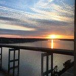 JB Hook's Sunset looking West.