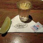 Shot de Tequila!!!!!