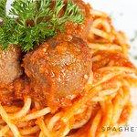 Spaghetti Polpete