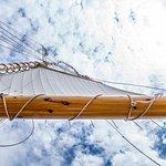Schooner Wendameen's Main Sail