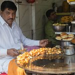 A 100+ years old street food shop