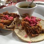 Auténtica comida yucateca, delicioso