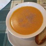 Best carrot & lentil soup I have ever tasted! xx😊