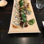 سوشي سينترو وتجربة ممتازة