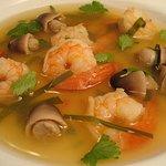 Sour & Spicy Lemongrass Shrimp Soup – Suwannee's Kitchen