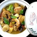 Thai Seafood Curry – Suwannee's Kitchen