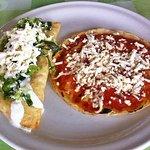 Picadas y empanadas típicas, si no las probaste, no veniste a Veracruz!!