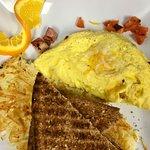 Tri-Motor Omelette