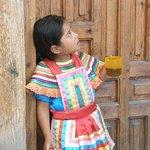 apoyamos la cultura maya