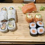 Sushi Box Kloof Street