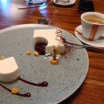Nabídka restaurace Domov - Preso lungo a cheescake