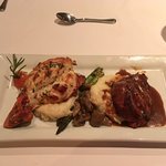 Surf & Turf - Lobster and Filet Migon