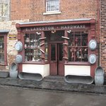 One of many period shops
