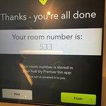 hub by Premier Inn London Westminster Abbey Foto