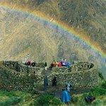 inca trail to Machu Picchu, Cusco, Peru