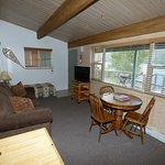 Large Lakeside Cabin