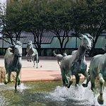 Foto de Mustangs of Las Colinas
