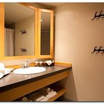 Salle de bain Auberge | Bathroom Auberge