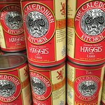 I enjoy haggis, did not try the canned variety.