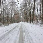 Winter drive to Heston Supper Club