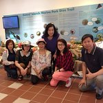 At the Marine Gallery