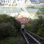 View from Top of Incline