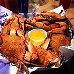 Blue Crab with Old Bay