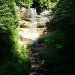 Munising Falls in Sunlight