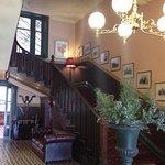 internal staircase Vue Grand