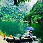 Trang An Grottoes Foto