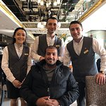 CVK Park Bosphorus Hotel Istanbul Foto