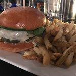 Timber and Salt Burger