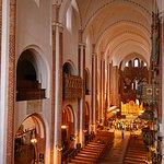 Billede af Roskilde Domkirke