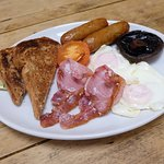 Baytree brekfast only 5.95 before 11.30